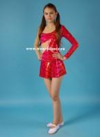 Платье для гимнастики