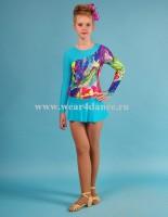 гимнастическое платье